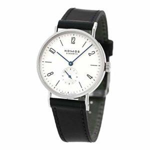 65dc10b102 ノモスはドイツの時計ブランドで、シンプルなデザインが人気で、特にスーツ屋の店員さんや、古着系のファッションをされる方の愛用者が多い腕時計です。