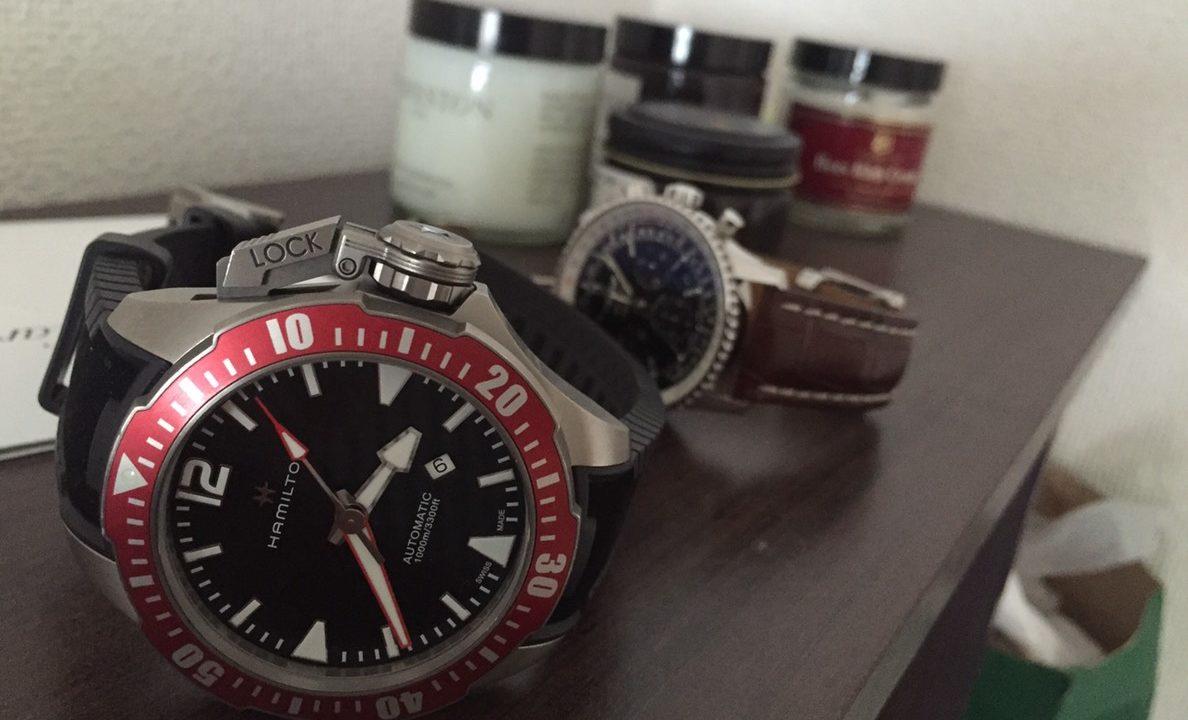 timeless design 1de11 ad553 ハミルトンの評判は?魅力と20代メンズにおすすめの腕時計を徹底 ...